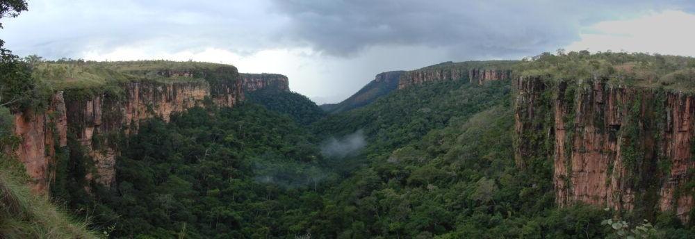 Parque Nacional Chapada dos Guimaraes