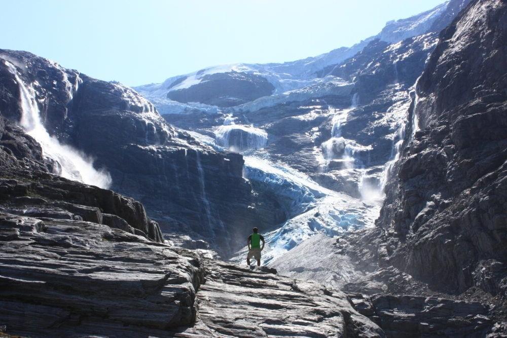 Parque Nacional Jostedalsbreen