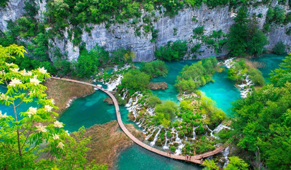 Parque Nacional Lago de Plitvice