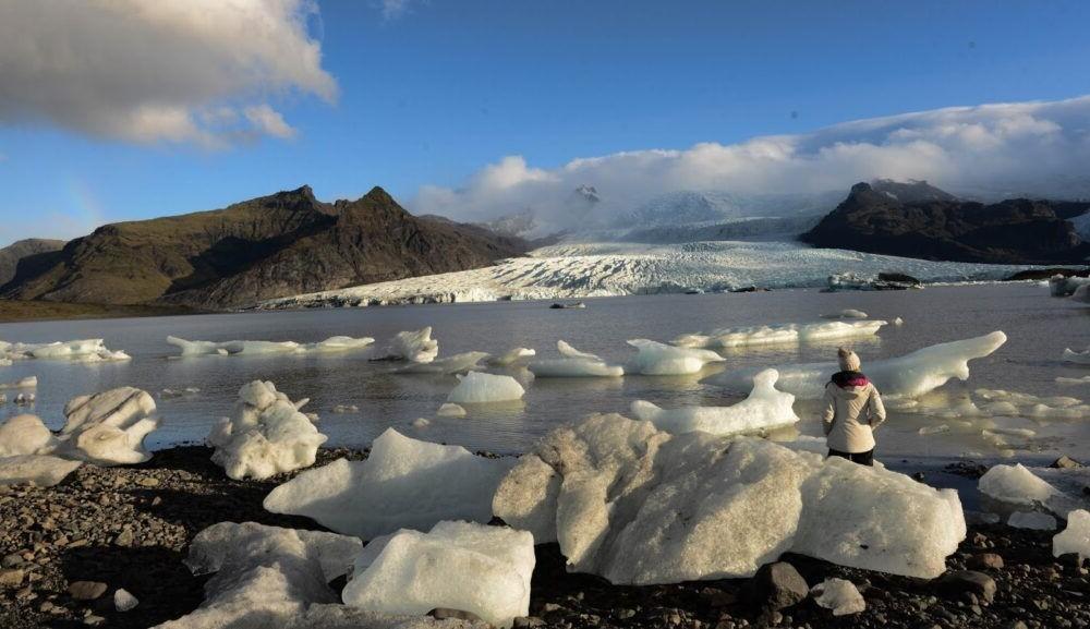 Parque Nacional de Vatnajokull
