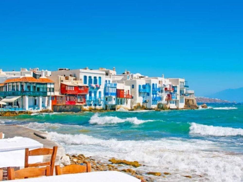 10 atracciones más populares en Mykonos