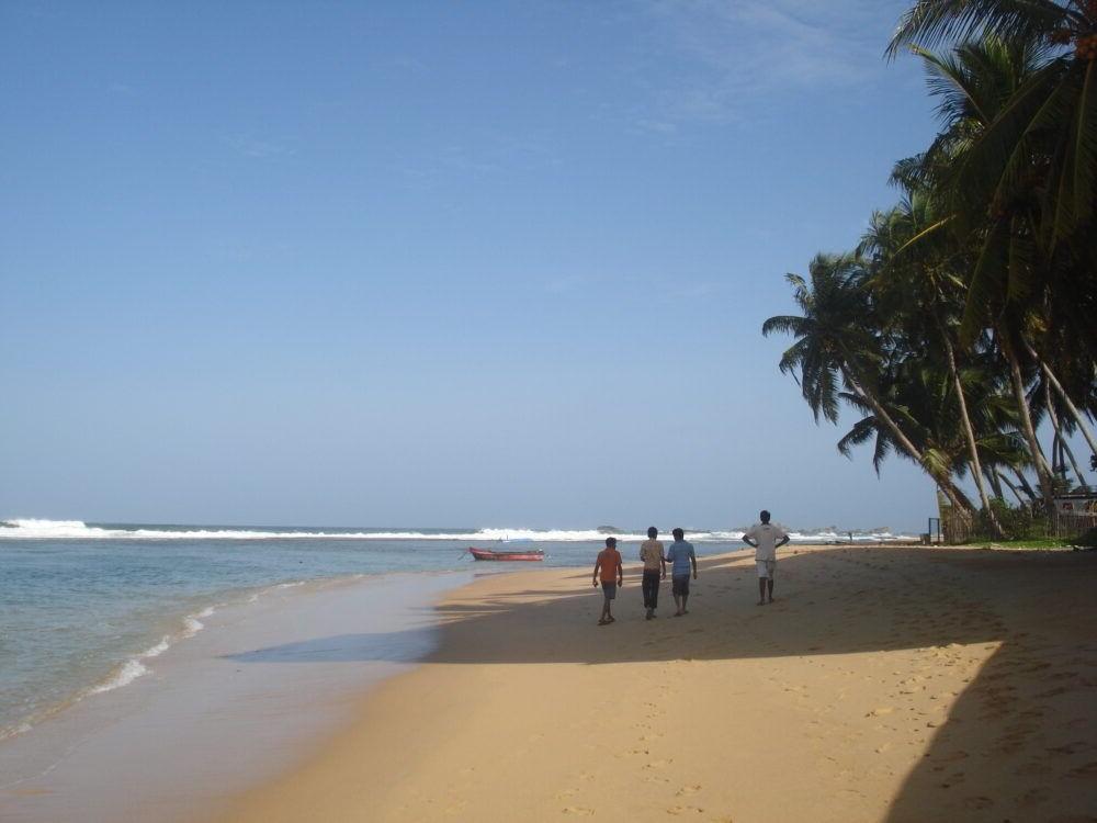 Playa Hikkaduwa