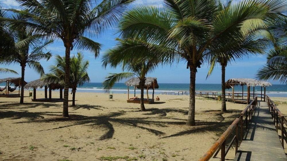 Playa Puerto López