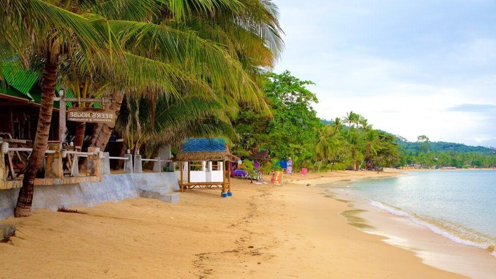 Playa de Lamai