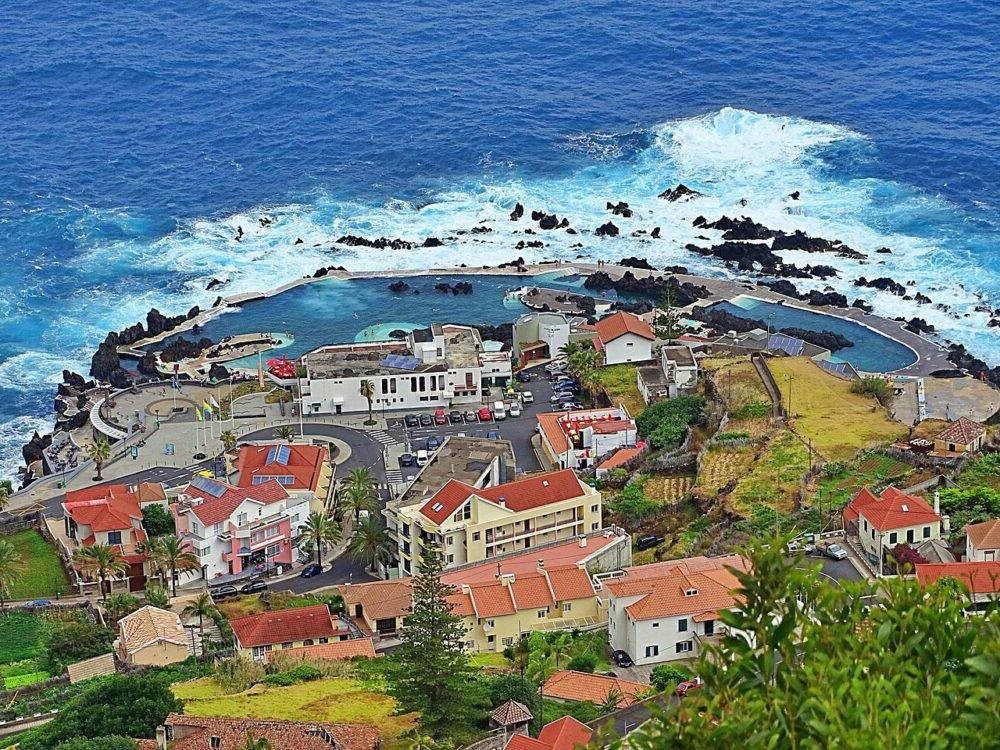Porto Moniz Natural Pools