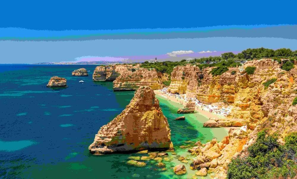 10 destinos más increíbles en el sur de Portugal