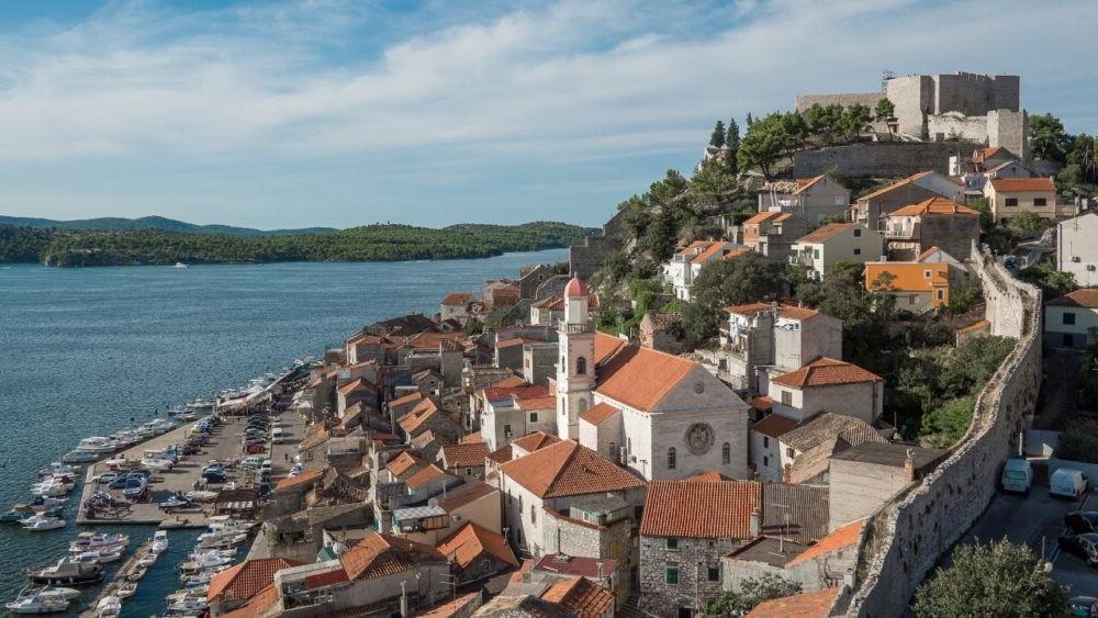 Región de Šibenik