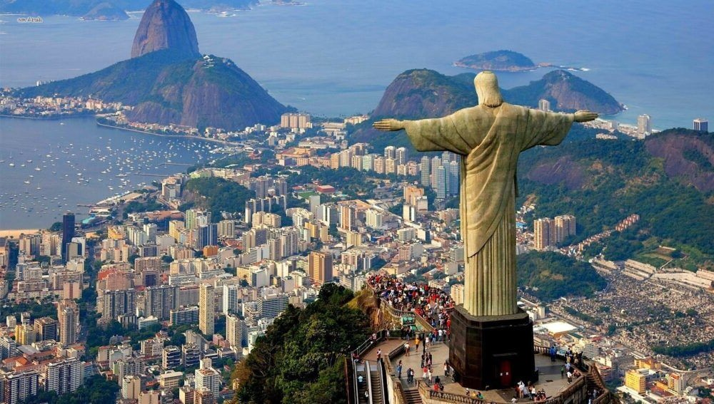 10 Mejores Lugares para Visitar en Brasil