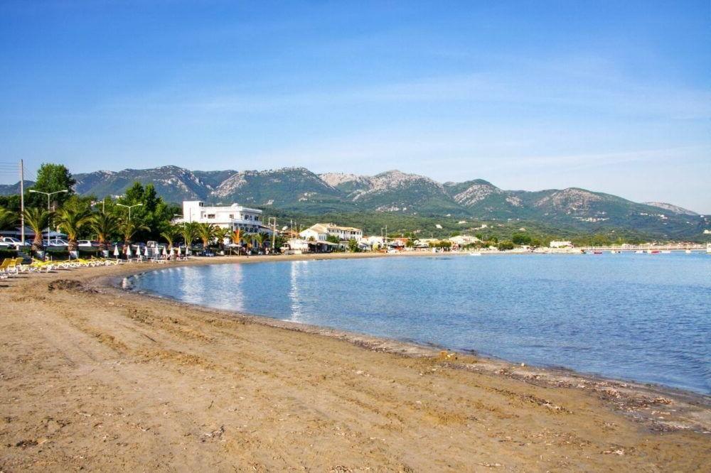 Donde alojarse en Corfu:  Los mejores Hoteles y ciudades