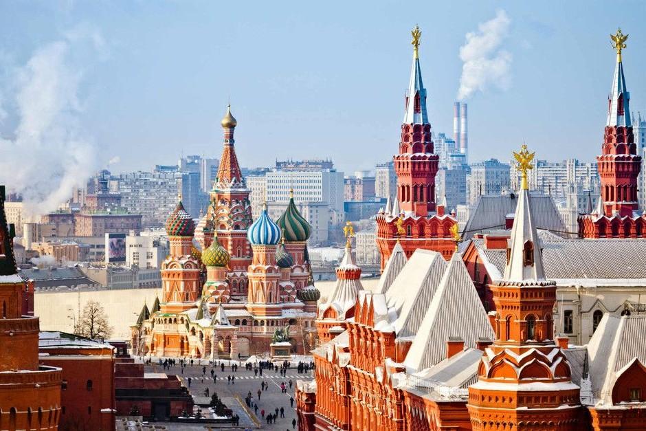 Rusia Central
