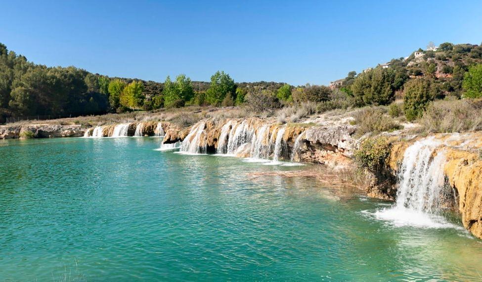Ruta del Parque Natural de Lagunas de Ruidera