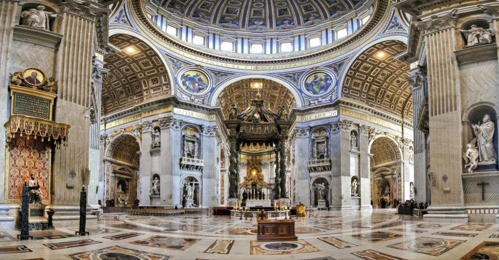 8 Iglesias más bellas de Roma