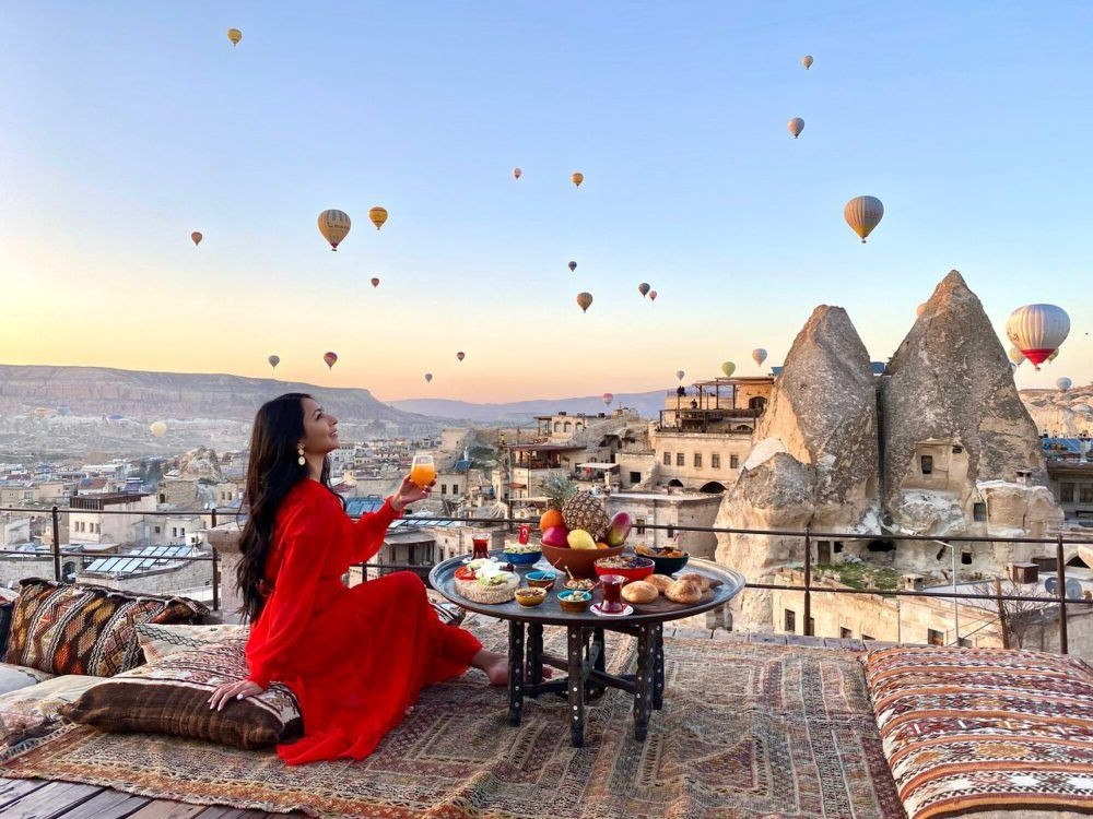 Los 10 hoteles de cuevas más hermosos de Capadocia