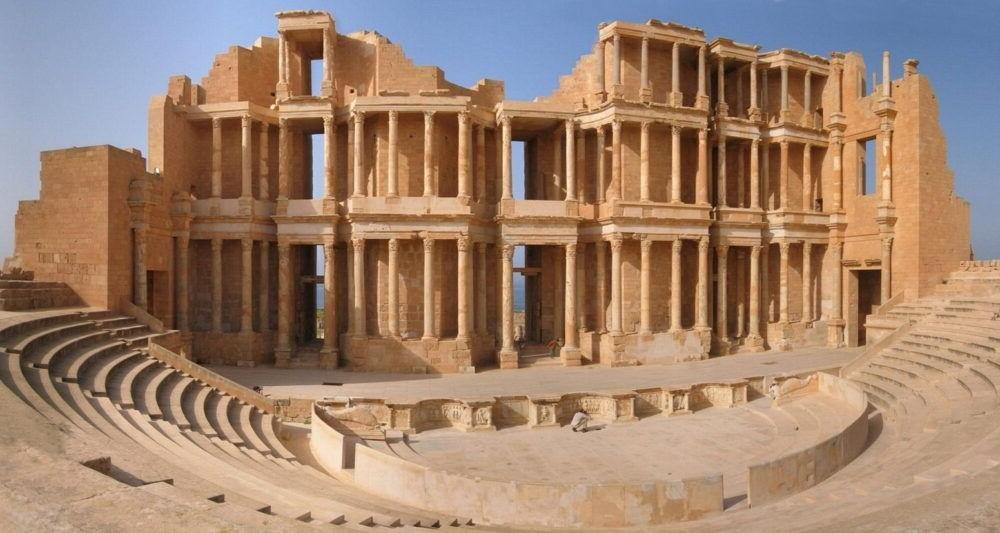 Teatro de Sabratha