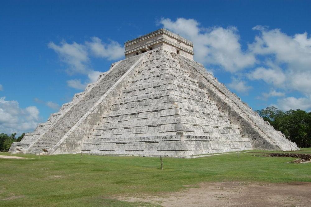 Las 7 pirámides más increíbles de México 2