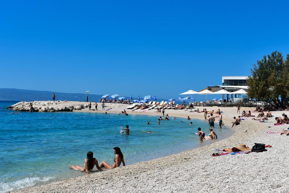 The Split playa
