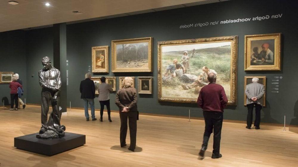 Los 12 mejores museos de Ámsterdam