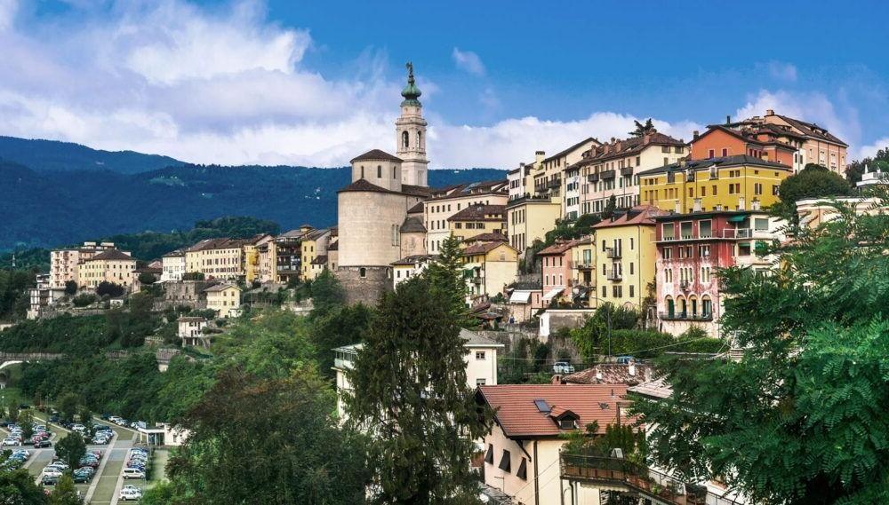 Las 20 regiones más bellas de Italia