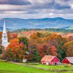 6 hermosos estados de Nueva Inglaterra