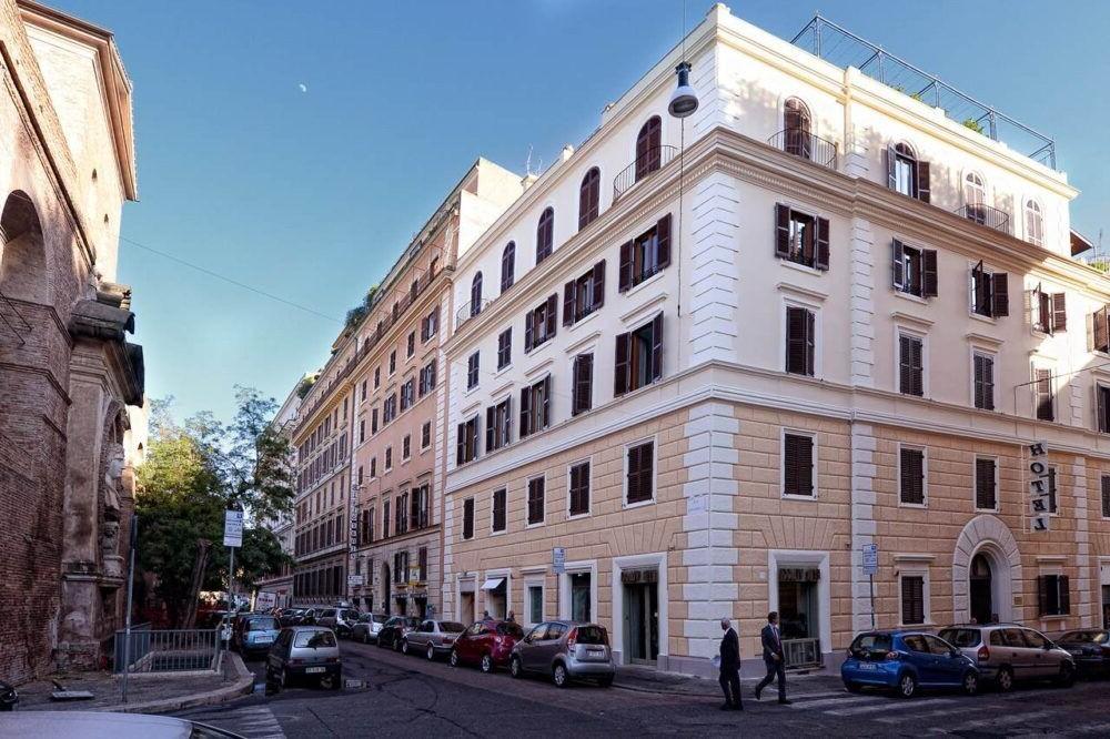 Donde alojarse en Rome:Los mejores Hoteles