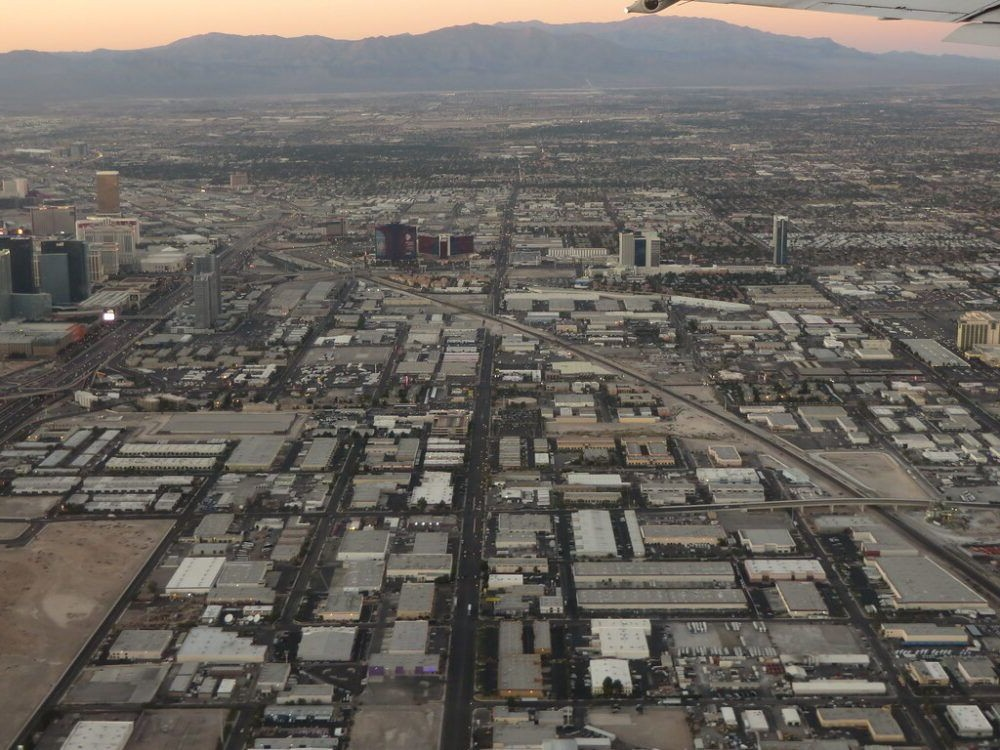 West of the Strip