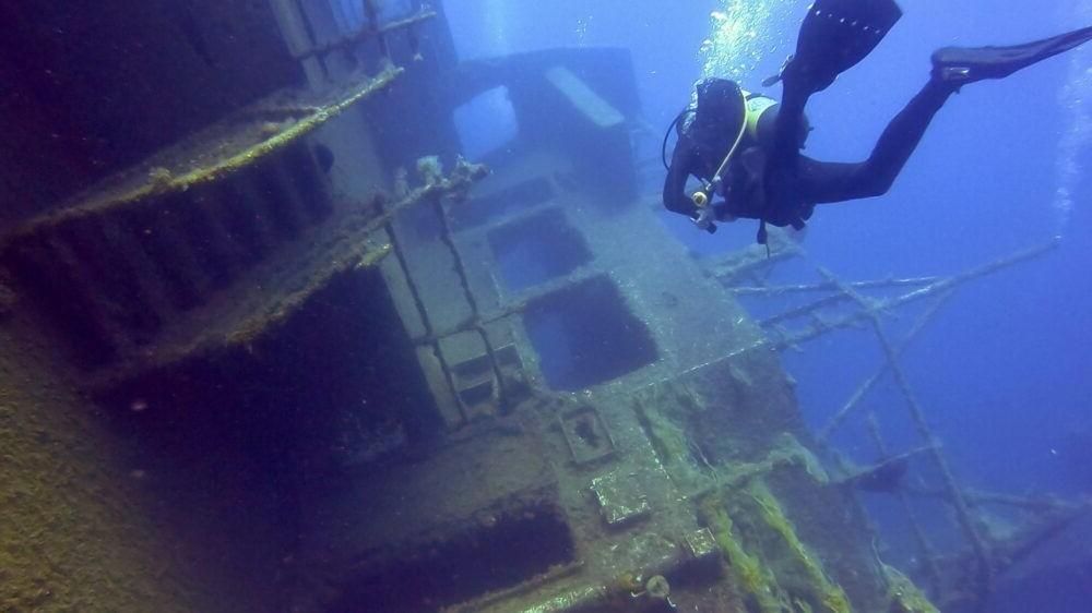 Zenobia Wreck Diving