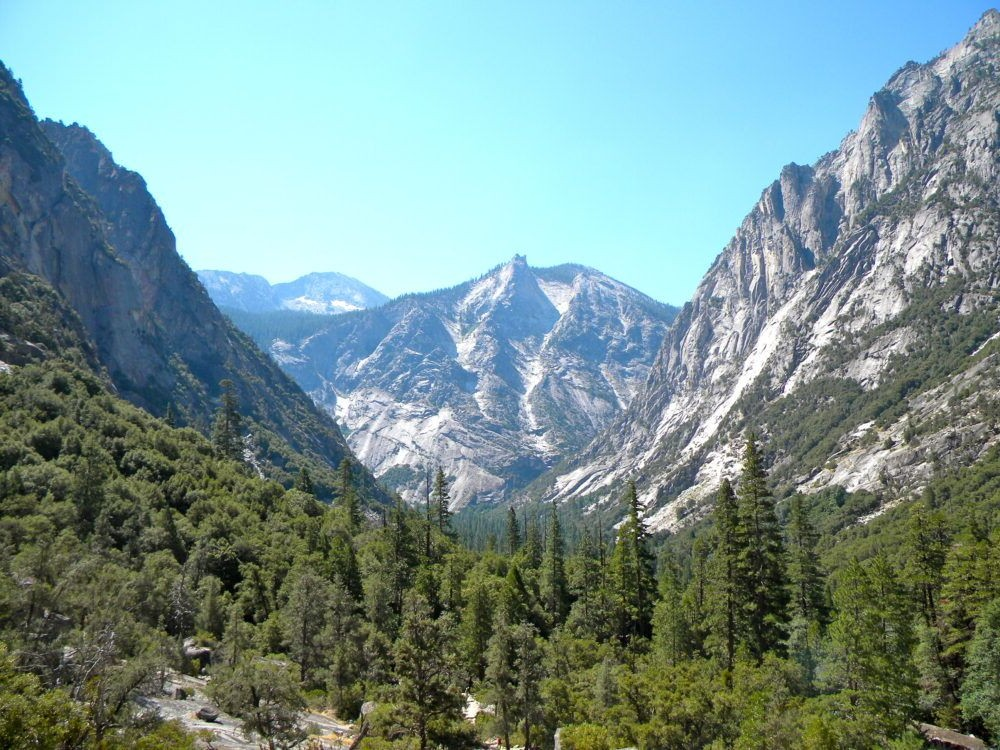 ParqueNacional Sequoia and Kings Canyon