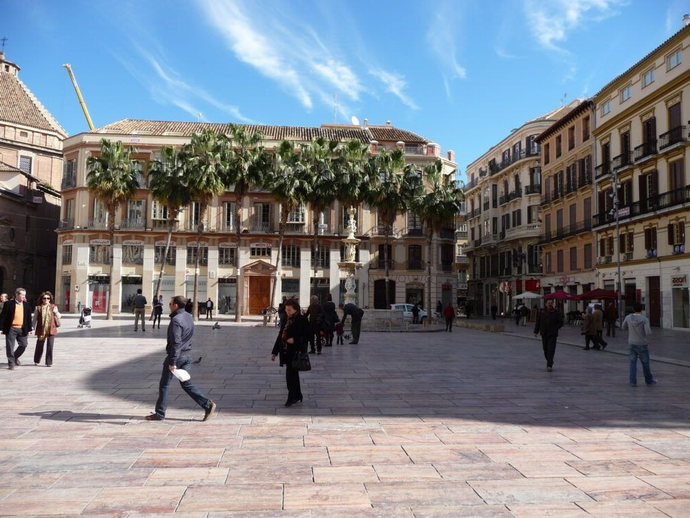 Plaza de Constitucion