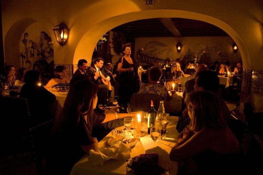 A Fado Music Dinner