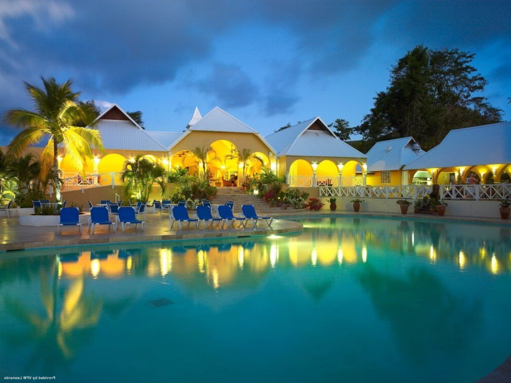 Almond Smugglers Cove Resort Gros Islet
