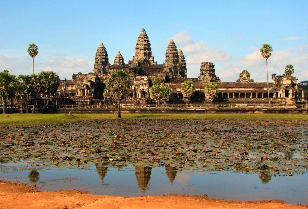 10 Magníficos Templos de Angkor