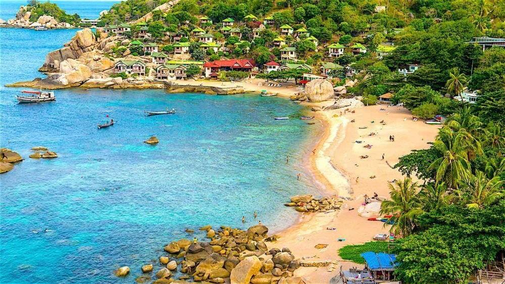 10 Mejores Playas en Koh Tao