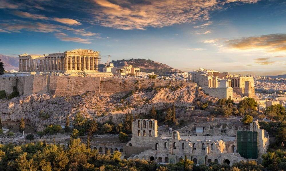 Cómo pasar una semana saltando de isla en isla en Grecia