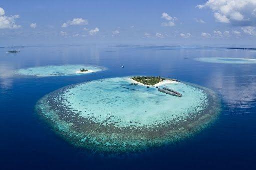 Atolones de las Maldivas