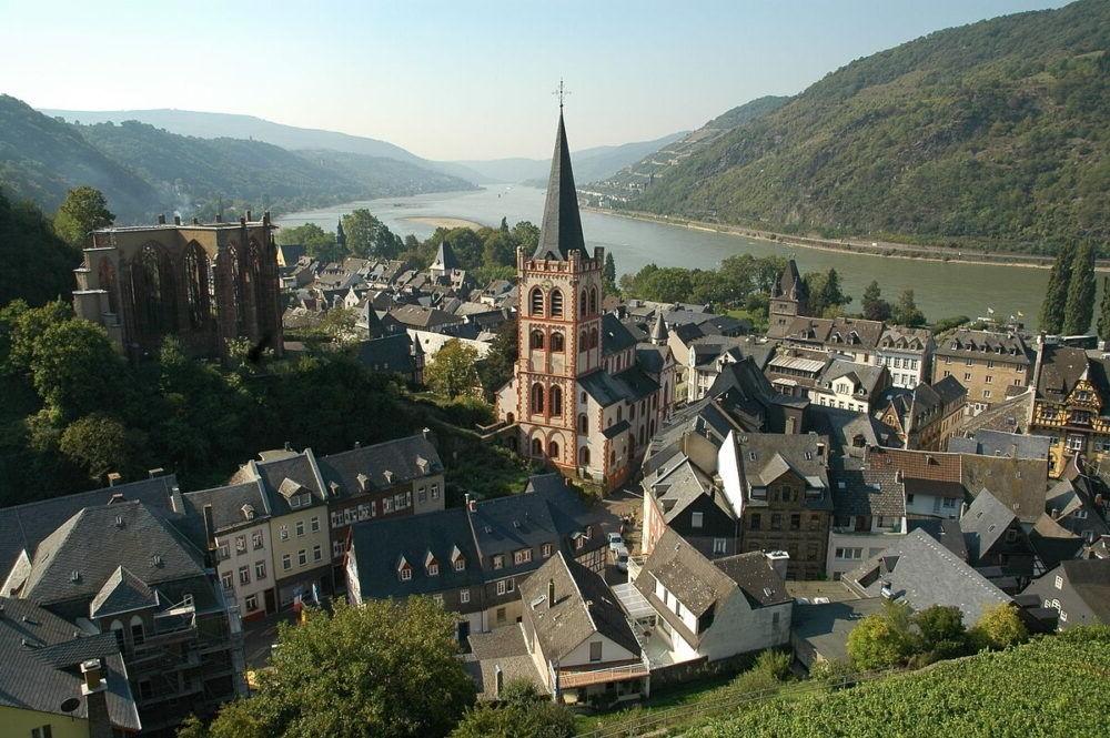 Cómo pasar 3 semanas en Alemania Ejemplo de itinerario