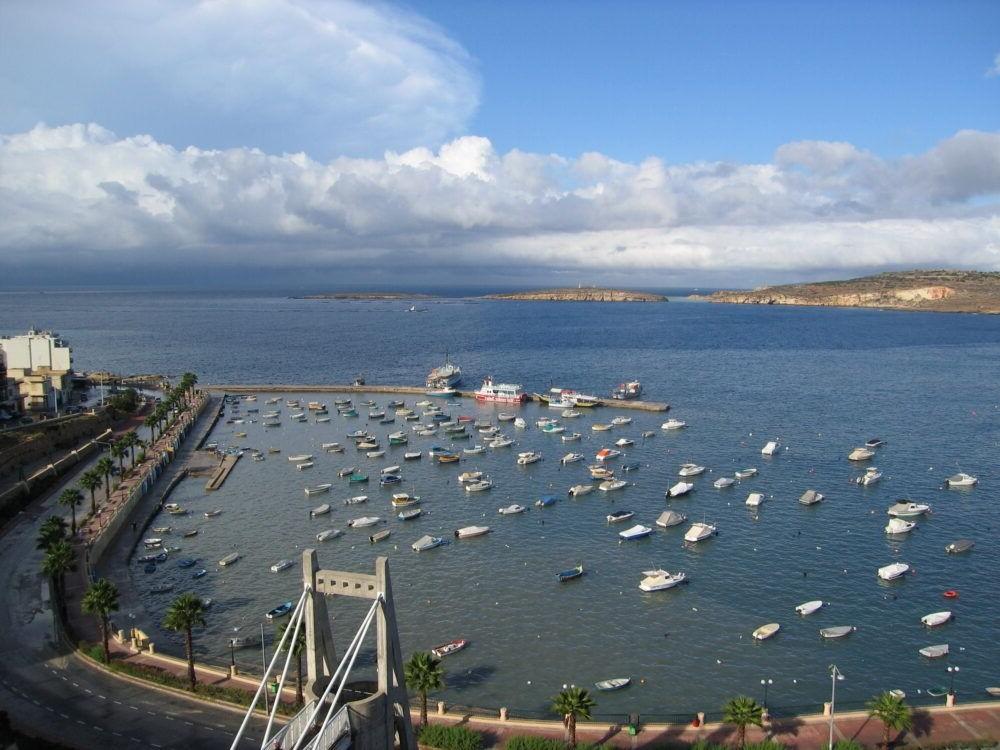 Bahía de San Pablo