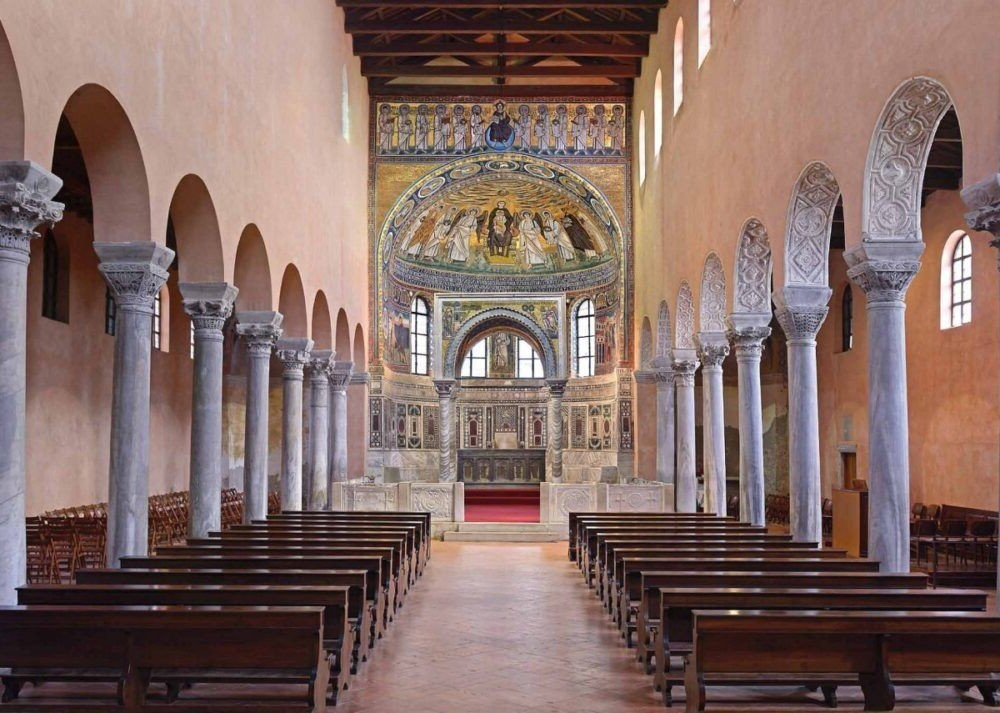 Basílica Eufrasia