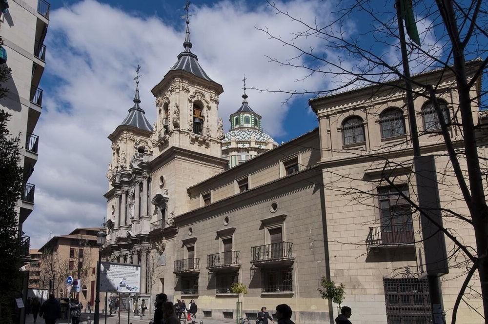 Basílica San Juan de Dios granada