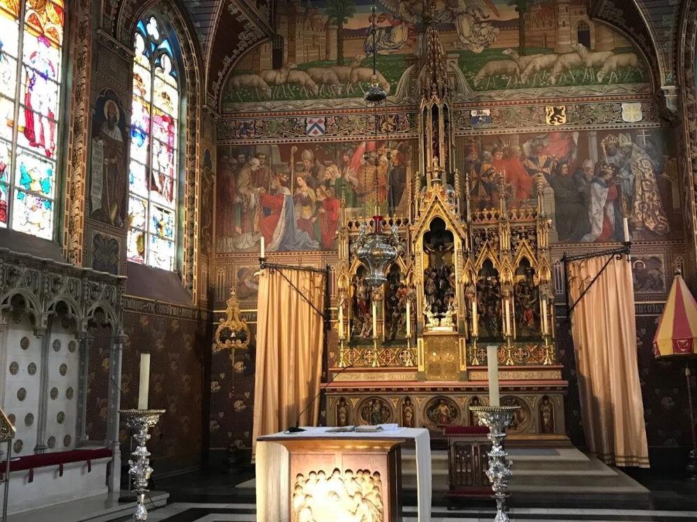Basílica de la Sangre Sagrada
