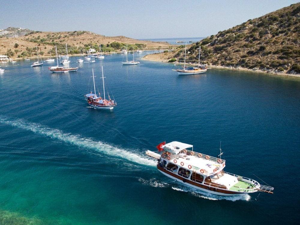 Boat Trip Bodrum