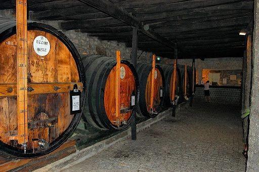 Bodegas de Vino de Oporto