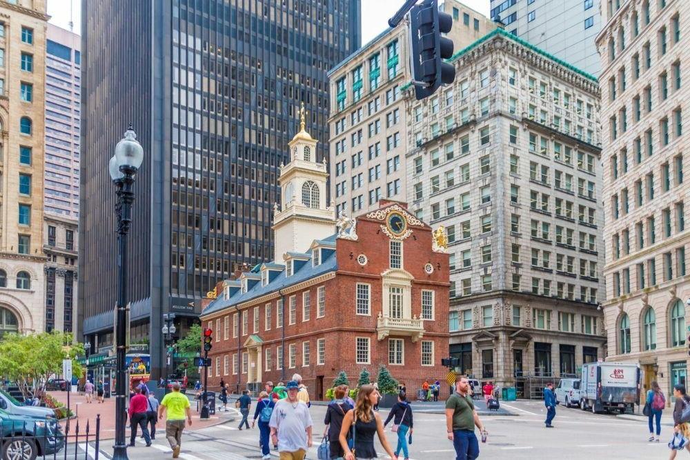 10 Mejores Lugares para Visitar en Massachusetts