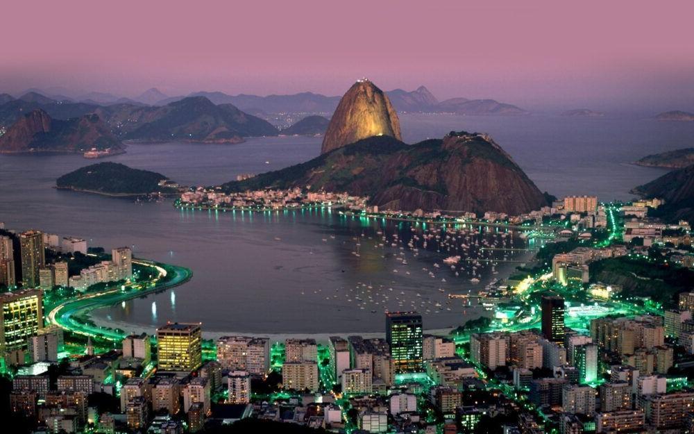 Guía de Viajes de Brasil
