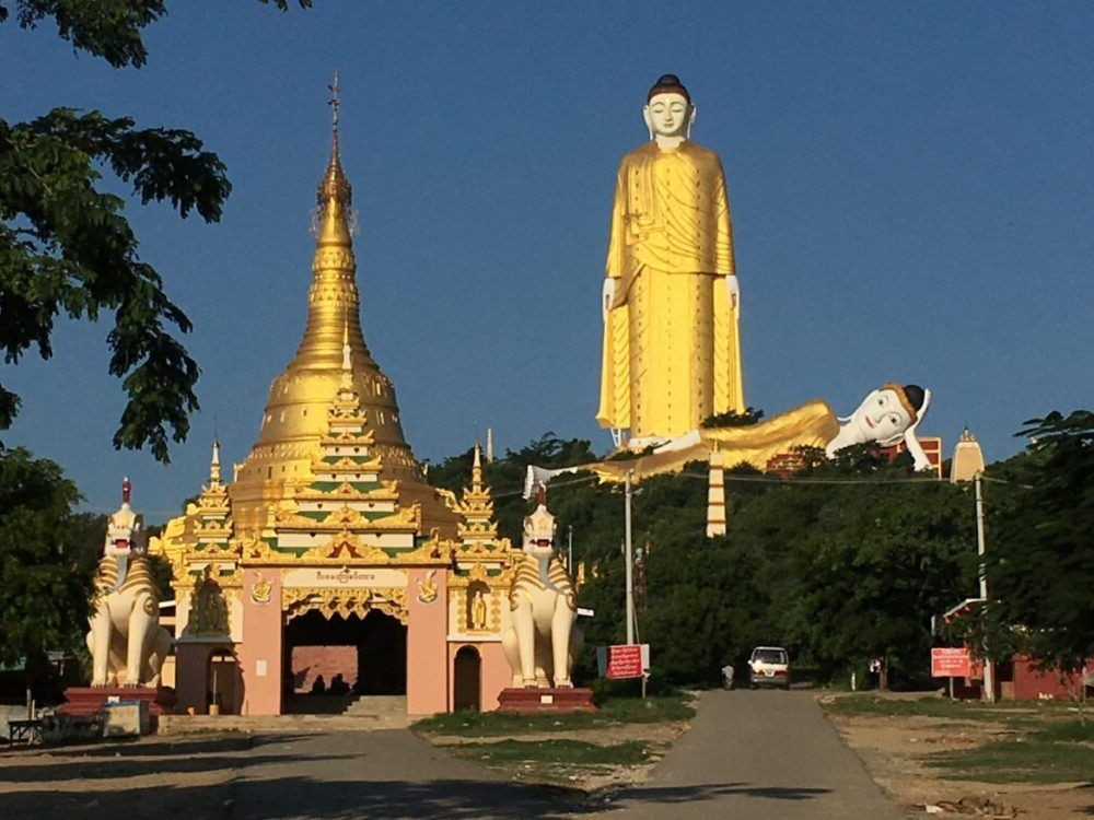 Budas Monywa