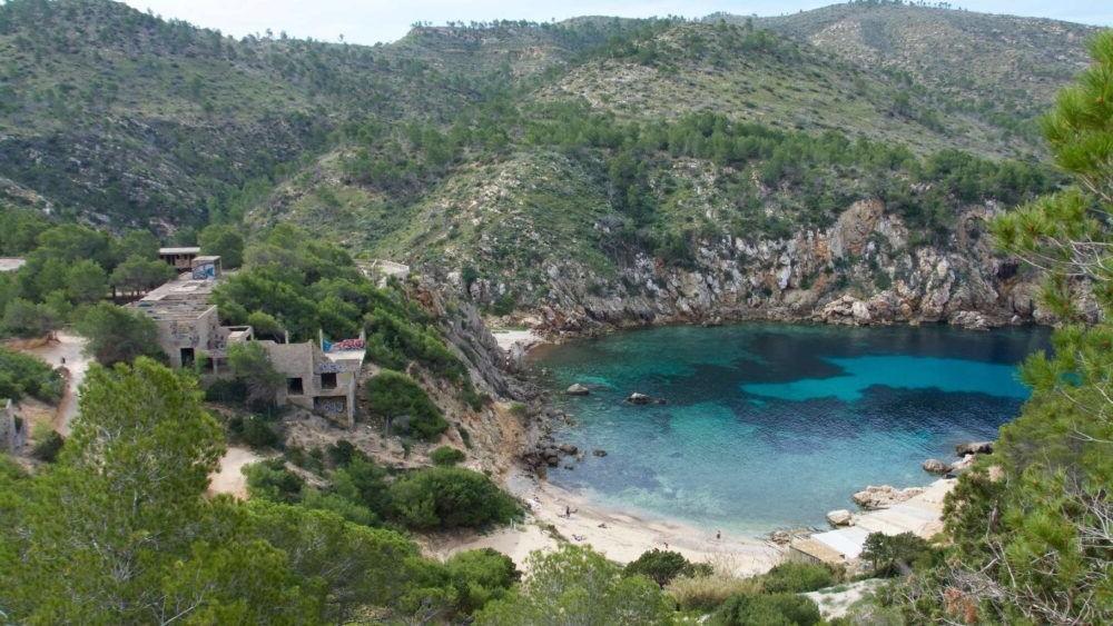 Cala D'en Serra, Ibiza