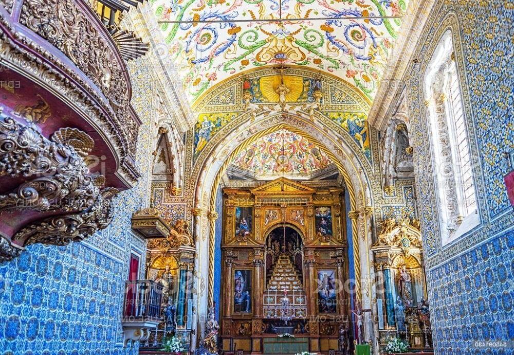 Capilla de San Miguel portugal