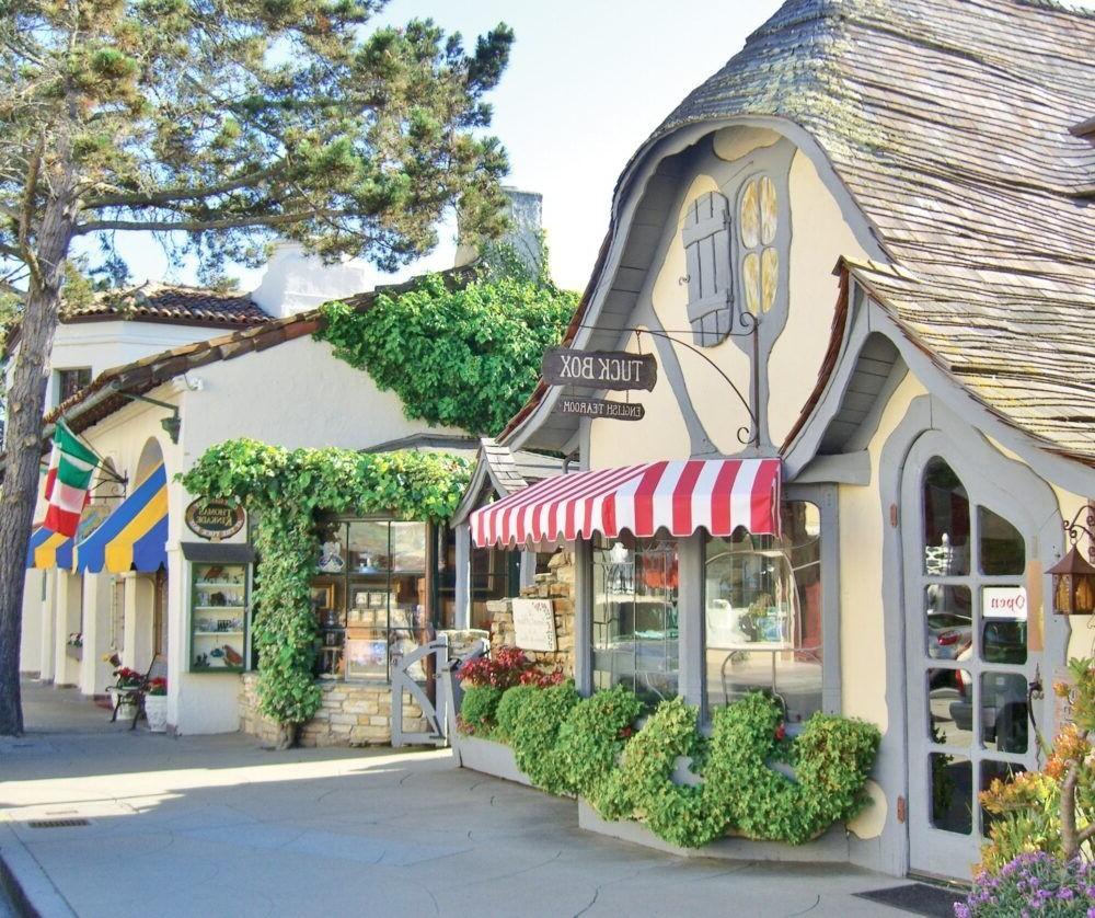 Los 12 pueblos más encantadores de California