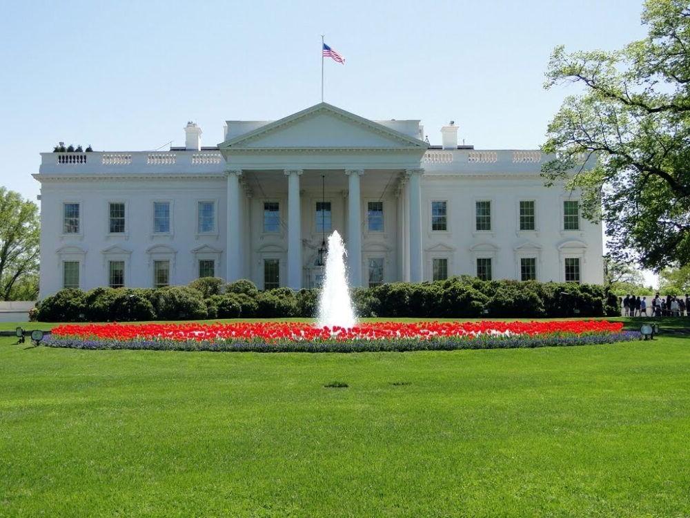 Casa Blanca en Washington D.C.