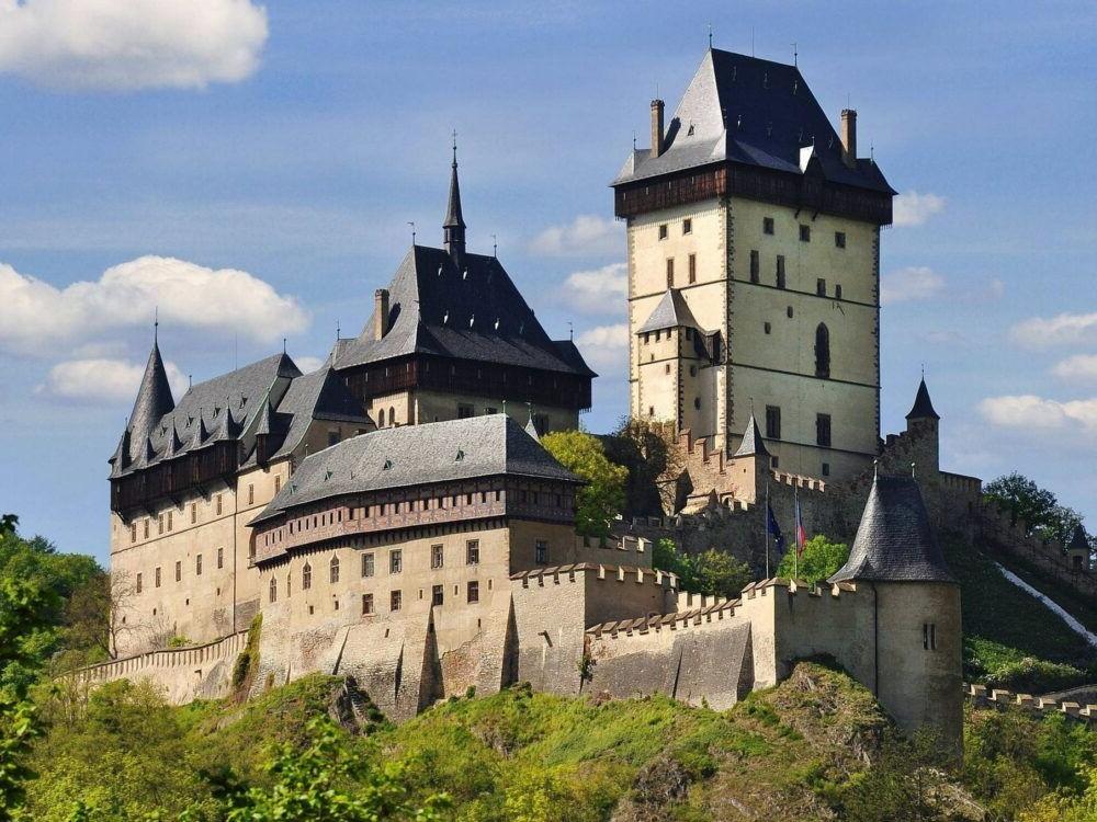 Los 6 castillos más bellos cerca de Praga
