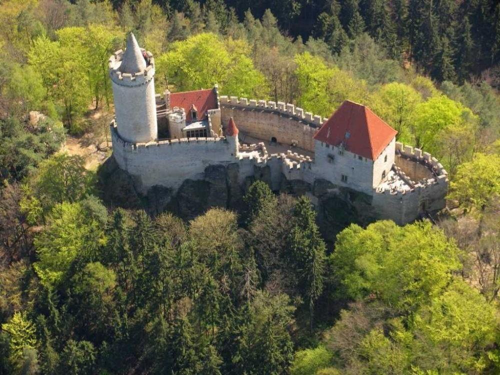 Castillo de Kokorin